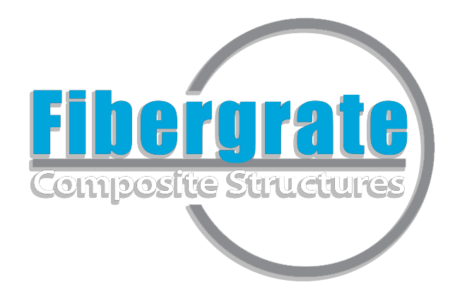 Fibergrate Logo with Drop Shawdow